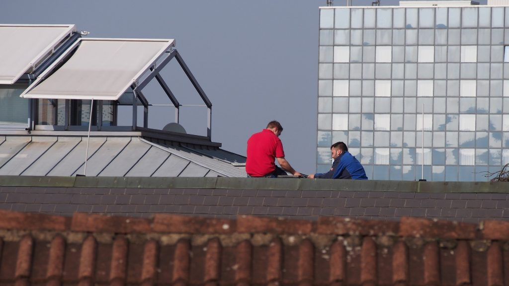 Roofing companies can gain new customers
