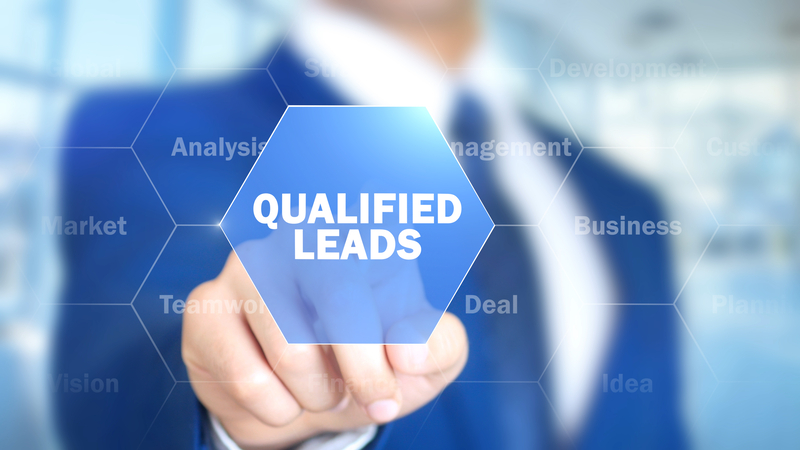 Customer acquisition cost qualified leads