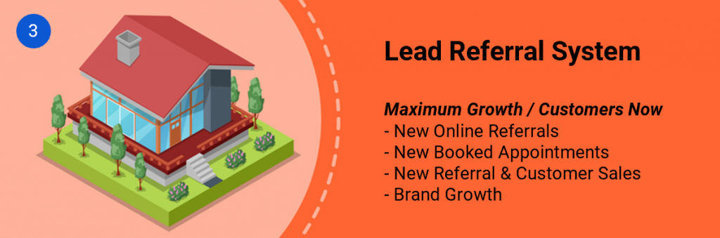 Lead Referral System